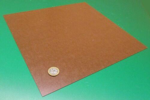 "12 Unit x 12/"" x 12/"" 1//32 Garolite Micarta Paper Phenolic XX Grade Sheet  .031/"""