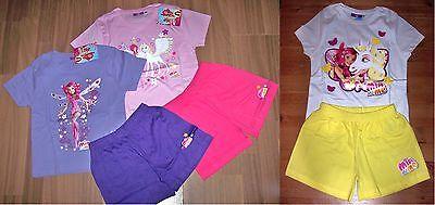 Sammlung Hier Mia And Me Shorty Schlafanzug Kurz Rosa Oder Lila Gr. 104 - 140 Um Jeden Preis