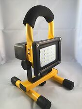 Recargable sin cuerda 20 LED Luz de trabajo de luz de trabajo luz de garaje 240v/12v