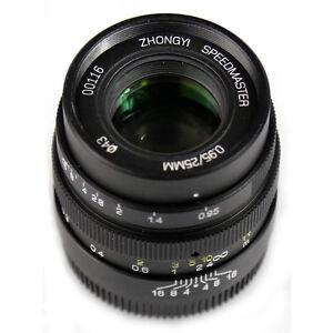 Mitakon-Speedmaster-25mm-F-0-95-Lens-for-Micro-4-3-mount-OM-E-M1-G6-GH4-GH5-OM-D
