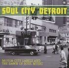 Soul City Detroit von Various Artists (2013)
