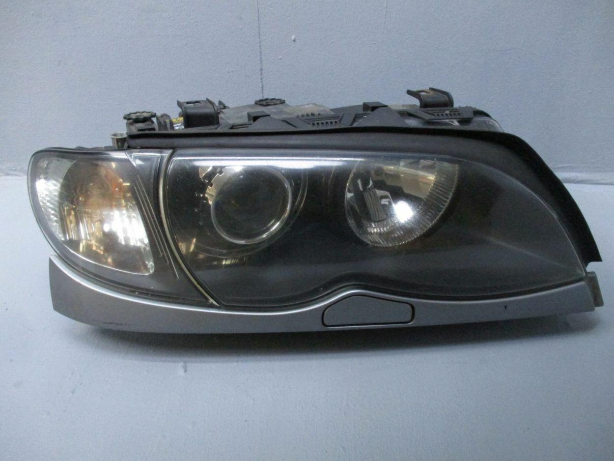 Xenon Headlight Right Bmw E46 Facelift Touring Limo 6910968 0301177272 Top For Sale Ebay