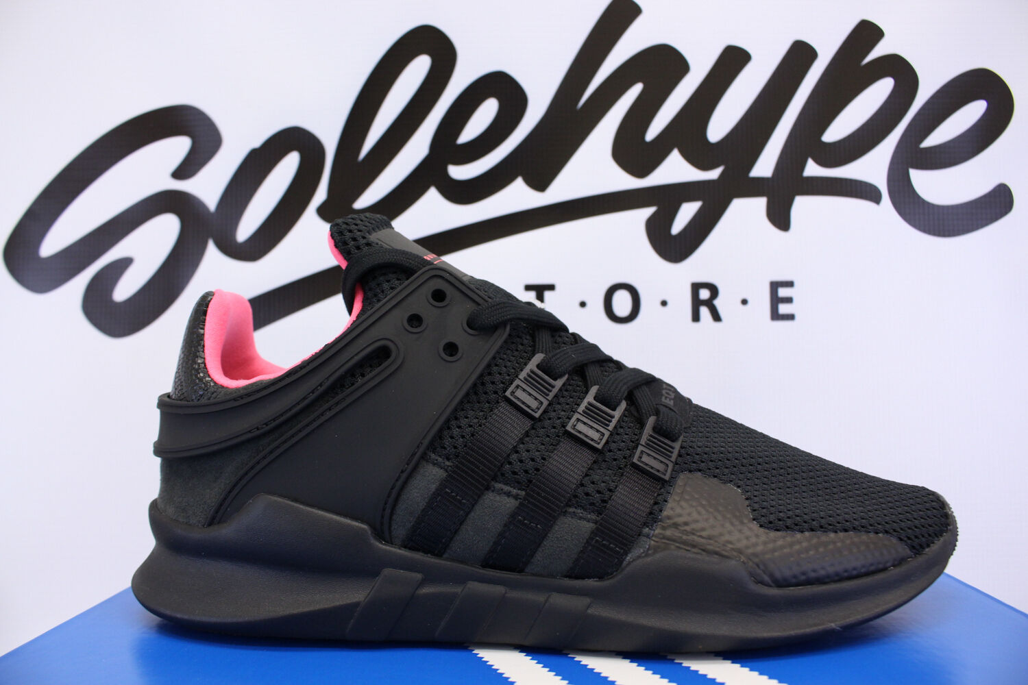 ADIDAS EQUIPMENT BB2018 EQT 91/16 ADV 2 SUPPORT Core BB2018 EQUIPMENT Negro Tamaño 11.5 a0f694