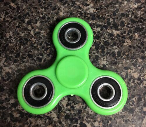**NEW STOCK Neon Green Fidget Hand Spinner**