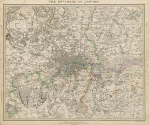 London Environs Chelsea Kensington Hammersmith Richmond Villages
