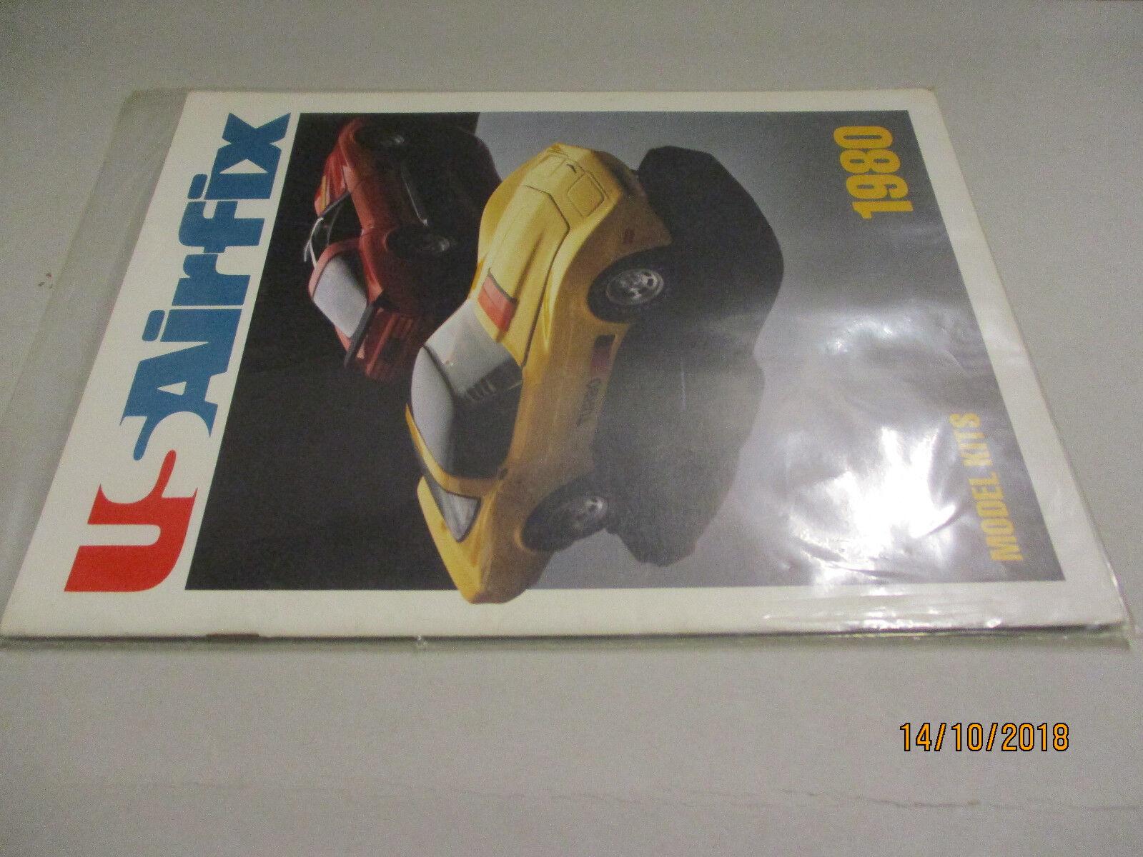 US Airfix MODELLO KIT  catalogo 1980
