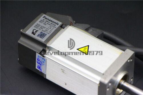1PCS Used Panasonic AC Servo Motor MUMS011A1E0S Tested