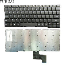 Lenovo V-142920DK1-UK Keyboards4Laptops UK Layout Black Frame Black Windows 8 Laptop Keyboard Compatible with Lenovo PK1314I3A10