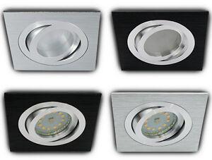 LED-ALU-Einbauspot-schwenkbar-Einbaustrahler-Einbauleuchte-Set-SMD-230V-GU10-TOP