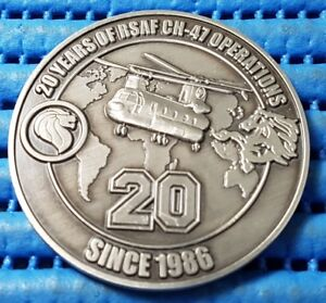 2006-Singapore-20-Years-of-RSAF-CH-47-Operation-Commemorative-Medallion