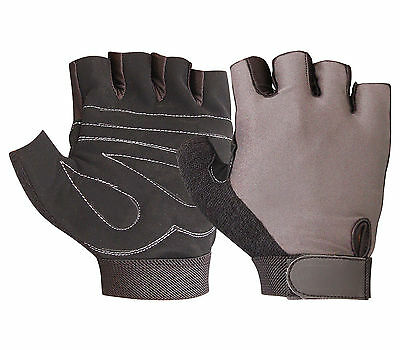 GYM GLOVES TRAINING FITNESS SPORTS CYCLING CYCLE BIKE WEIGHT LIFTING CLEARANCE