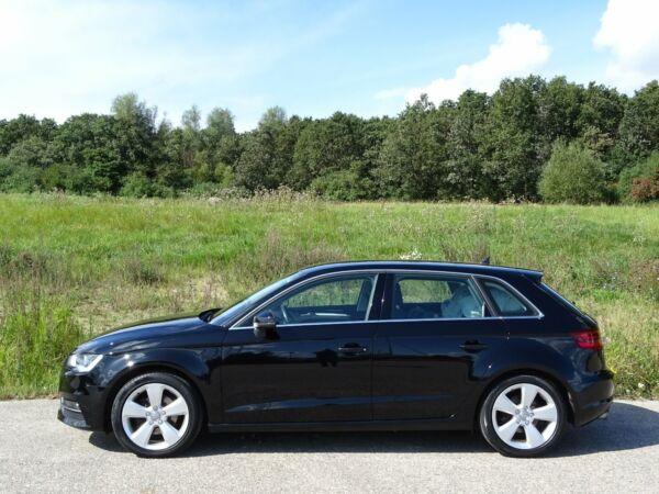 Audi A3 1,4 TFSi 125 Ambition SB S-tr. - billede 3