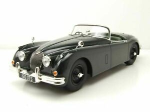 Jaguar XK150 S OTS Riadster british-racing-green 1958 - 1:18 Cult Scale limited