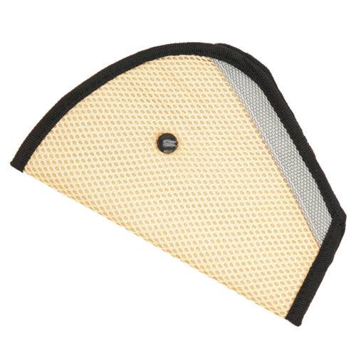 Children Kids Car Seat Safety Belt Harness Strap Adjuster Pad Cover Fixator Hot