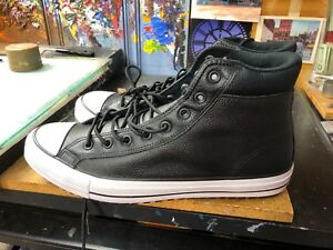 Converse CTAS PC Boot HI Black White Chuck Taylor Size US 11.5 Men s ... 26707e2bd