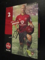 60260 Miso Brecko 1.FC Nürnberg 15-16 original signierte Autogrammkarte