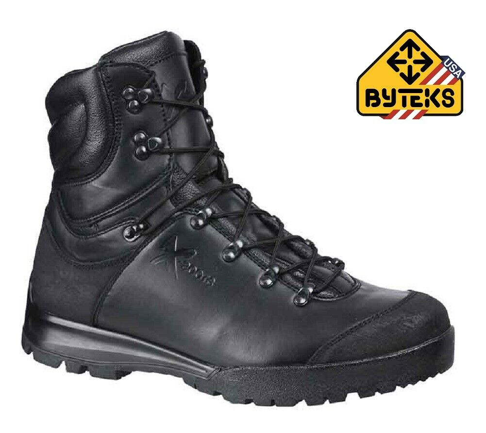 Authentic Soviet SpetsNaz Assault Tactical Boots  Wolverine 24344  by BYTEKS