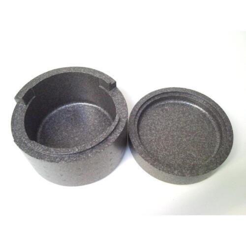 Schulte-orilla romana I termo solidos 20 cm carne olla inducción m thermobox