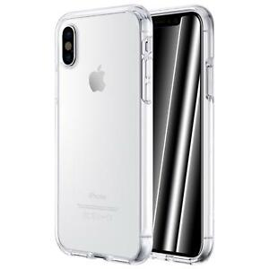 Ultra-Slim-Cover-Apple-iPhone-Xs-Huelle-Case-Silikon-Schutzhuelle-Bumper-Tasche