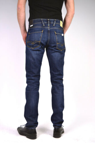 cotone Replay Jeans 100 32 Jeans 34 Anbass 33 31 M914 aderenti 606 rrYqR0