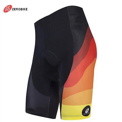 Mens 3D Padded Bike Underwear Bicycle Cycling MTB Shorts Short Pants Tights
