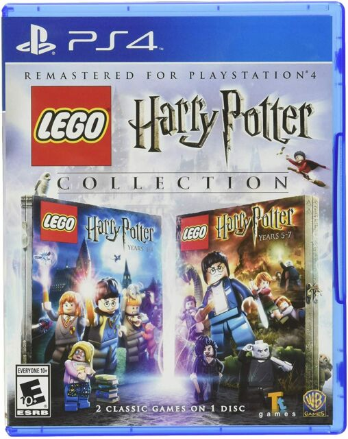 LEGO Harry Potter Collection for PS4, Brand New Sealed