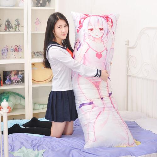 "New Fate Grand Order Jeanne d/'Arc Alter Santa Lily Dakimakura Pillow Case 59/"""