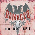 Do Not Spit/Passive Backseat Demon Engines * by Damaged (CD, Oct-2001, Rotten Records)