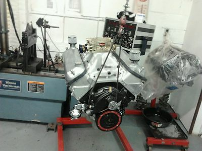 632 CI CUSTOM MARINE ENGINE 700+ HORSEPOWER 700 FT LBS