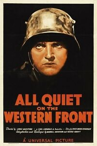 all quiet on the west front Learn west all quiet western front chapter 9 with free interactive flashcards choose from 500 different sets of west all quiet western front chapter 9 flashcards on quizlet.