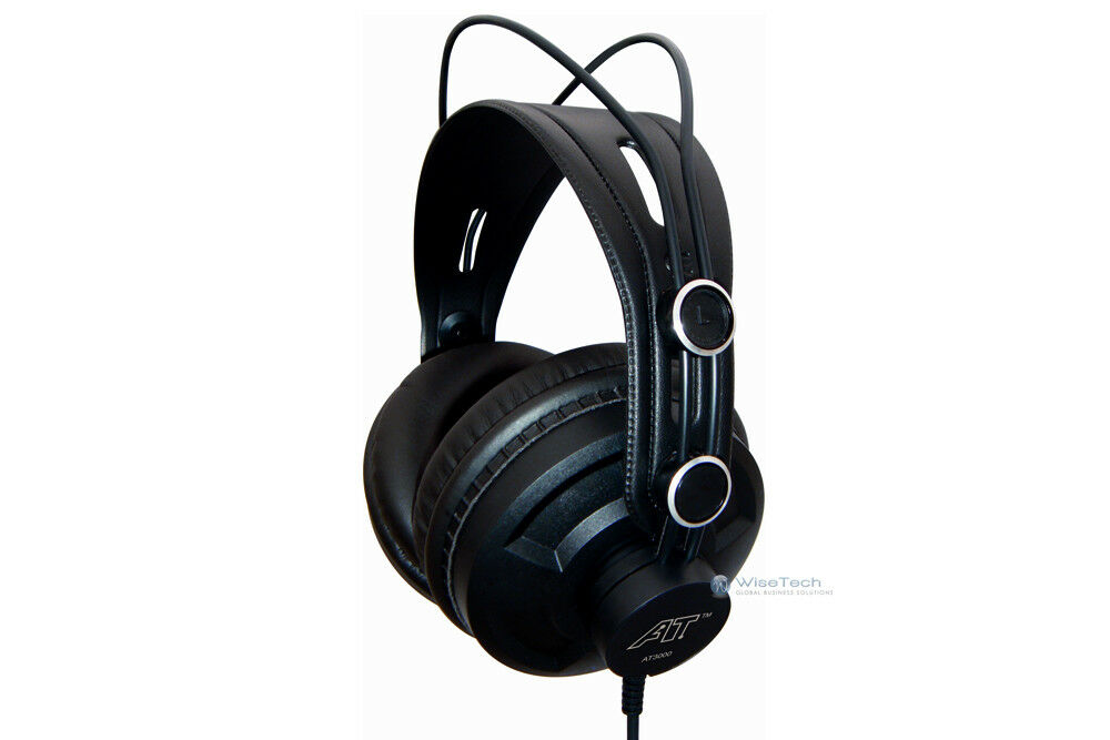 ISK AT3000 Monitoring Headphone AT-3000 Pro Audio music Studio quality