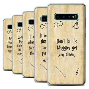 Gel-TPU-Case-for-Samsung-Galaxy-S10-Plus-School-Of-Magic-Film-Quotes