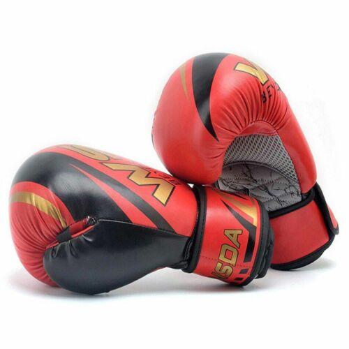 Kick Boxing Gloves for Men Women Karate Muay Thai Guantes De Boxeo Free Fight