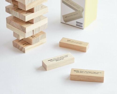 Odious Blocks Insanely Fun Truth or Dare Party Game