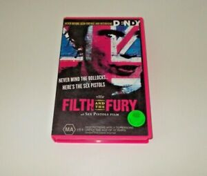 The-Filth-and-the-Fury-VHS-Pal-The-Sex-Pistols-Documentary
