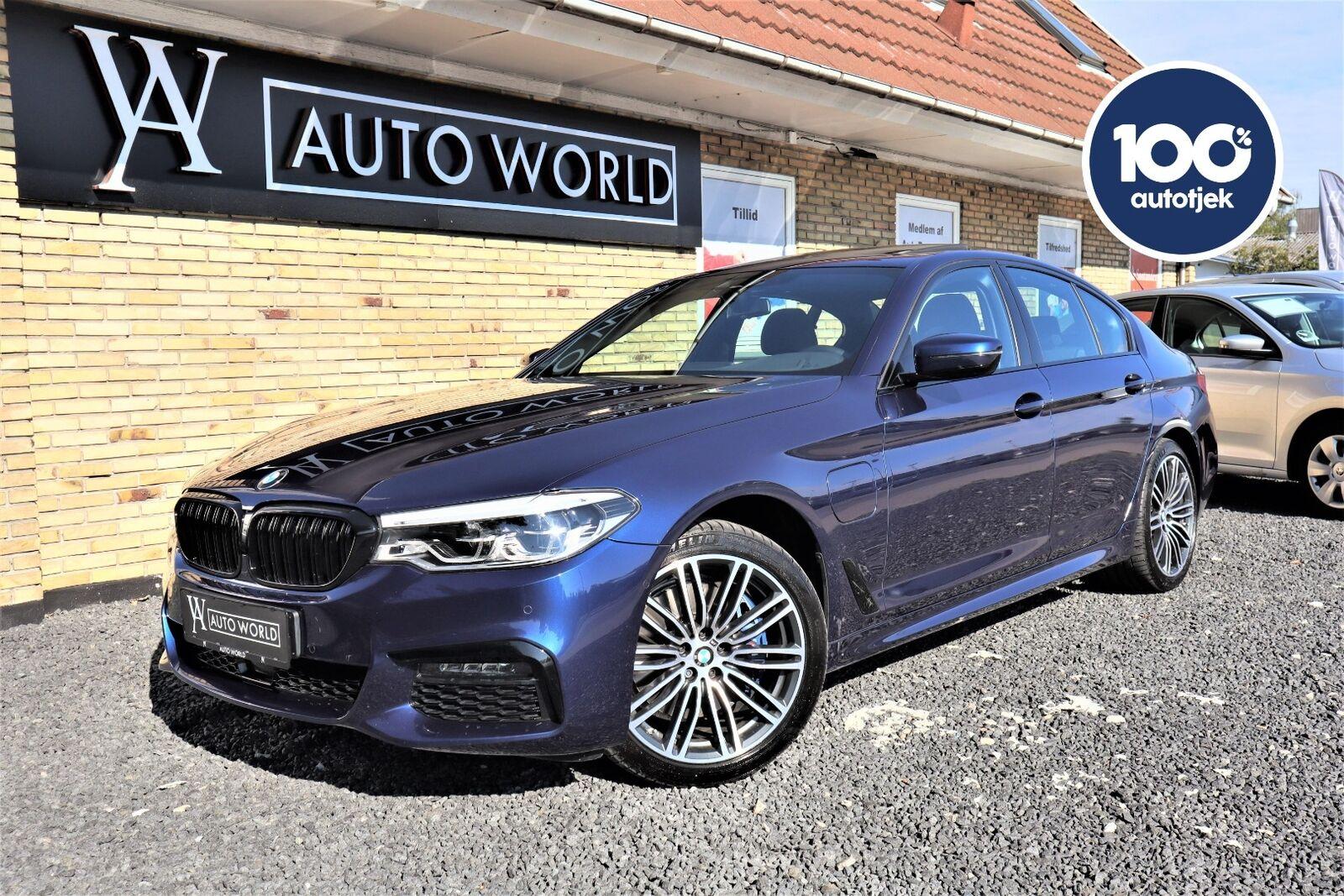 BMW 530e 2,0 M-Sport aut. 4d - 529.800 kr.