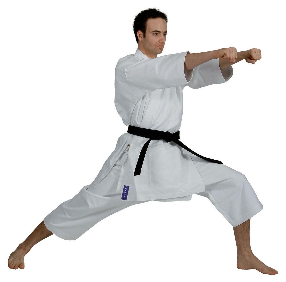 HAYASHI ® REIKON Karateanzug Karategi Kinder Erwachsene 130 - 200 cm
