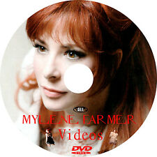 Mylene Farmer Videos   DVD (No case)