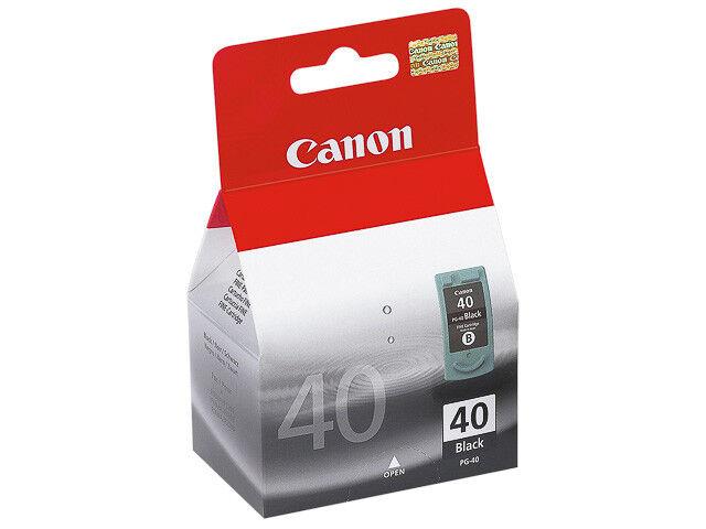 Original Tinte Canon  schwarz PG-40 für  IP1200
