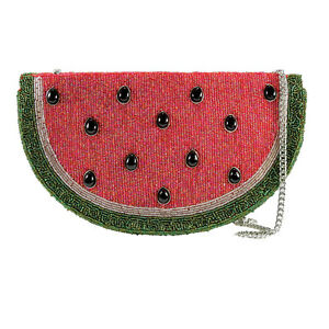 Image Is Loading Mary Frances Watermelon Slice Of Life Fruit Spring