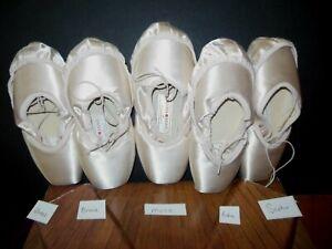Russian Pointe shoes 6 styles Rubin
