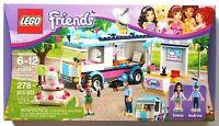 Lego Friends Heartlake News Van 41056 Set Retired Sealed Emma