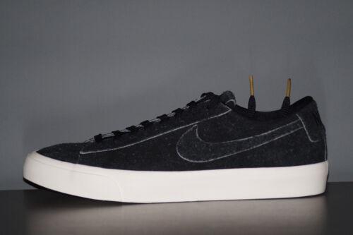 Schwarz 47 Leder Blazer 880872 002 Uk Black Nike Studio 12 5 Eu Low a8qxIwFxZ