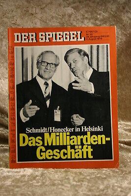 Der Spiegel 1975