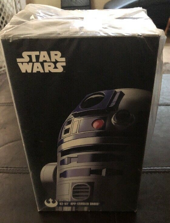 Sphero Star Wars R2-D2 App-Enabled Droid (Model R201) NEW