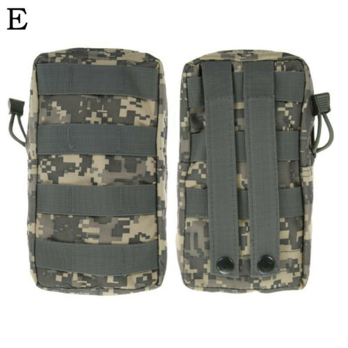 Outdoor Sport Military MOLLE Tactical Waist Pouch Bag Hunting Medical Pack New