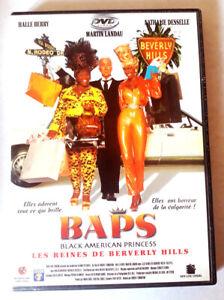 BAPS-Les-reines-de-Beverly-Hills-Robert-TOWNSEND-dvd-tres-bon-etat