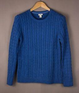 L.L.Bean Herren Freizeit Strick Pullover Größe L ATZ249