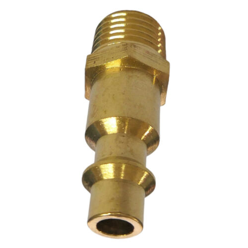 Solid Air Hose Quick Release Coupling Connector Fittings 1//4/'/' NPT Threaded