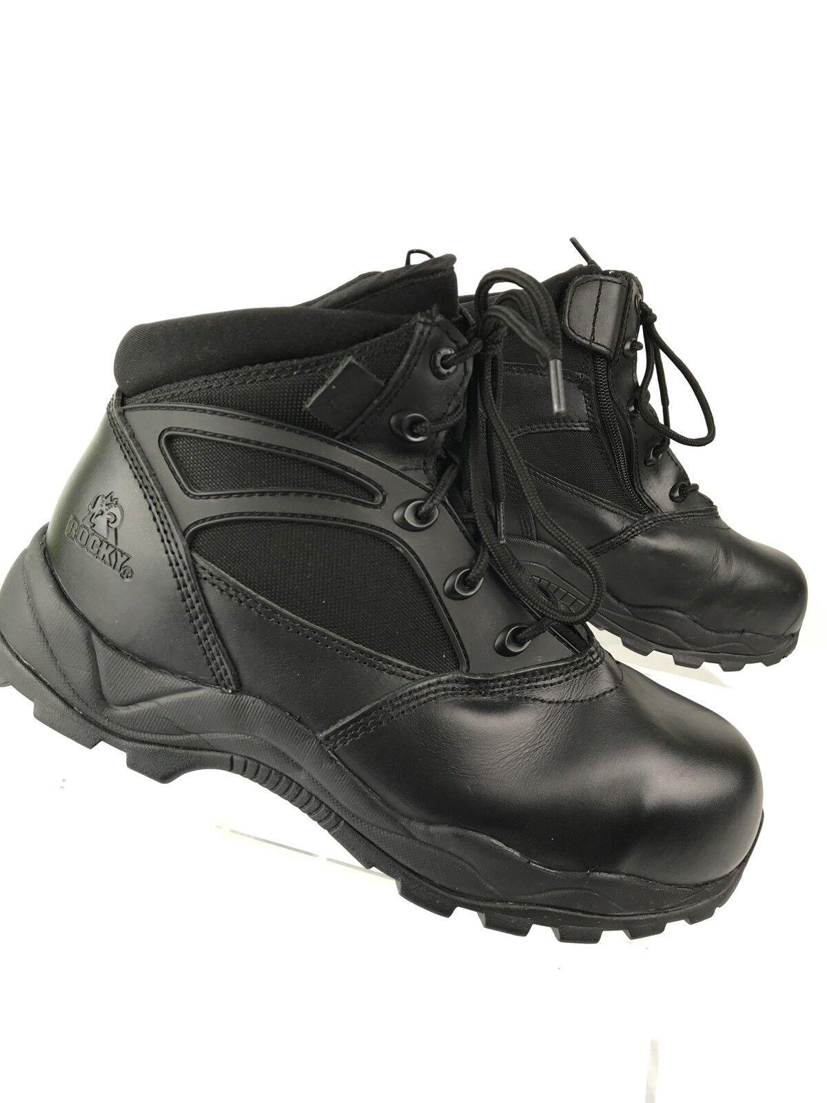 Rocky Rocky Rocky 1032 street smart stivali neri dimensioni 9.5 eccellente per il lavoro. 2c361a